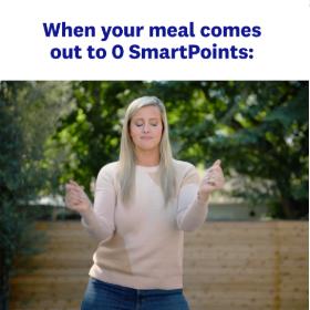0 SmartPoints Recipe Round-Up!