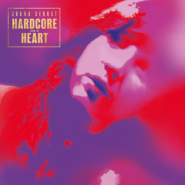 """BUY """"Hardcore From The Heart"""" (Limited Gold Vinyl Edition/CD/DIGITAL)"""