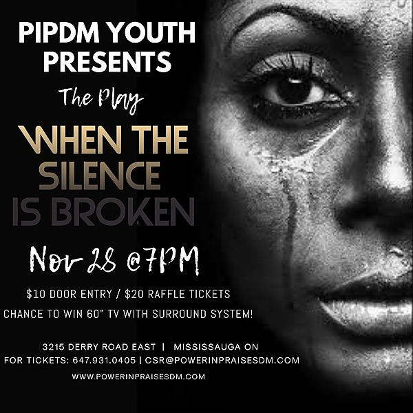"""@PIPDM STAGE PLAY """"When The Silence Is Broken"""" - Part 2 (snippet) Link Thumbnail   Linktree"""