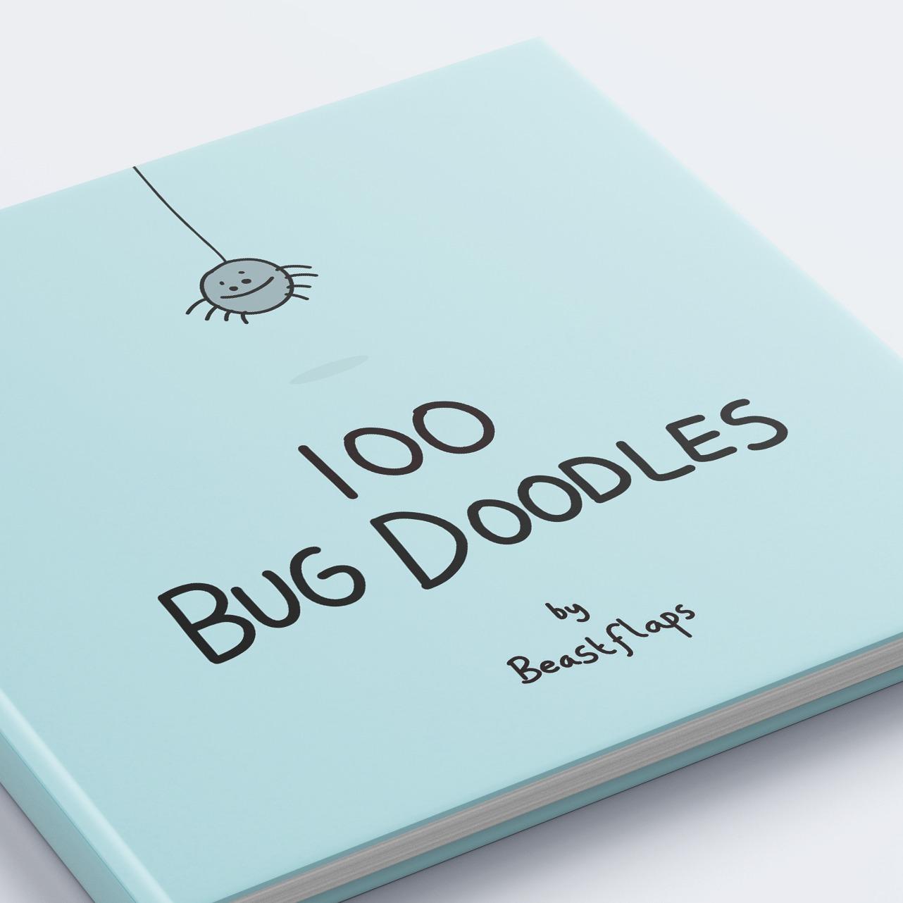 100 Bug Doodles