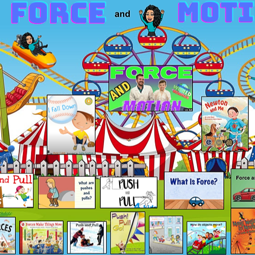 Miss Hecht Teaches 3rd Grade Force and Motion Link Thumbnail | Linktree