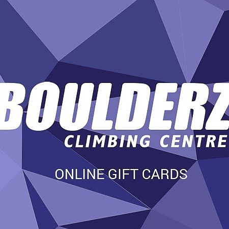 Boulderz Climbing Centre Boulderz & Climb Smart Shop online Gift Cards Link Thumbnail   Linktree