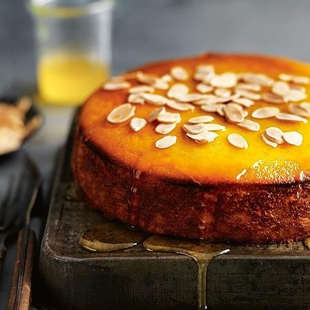 @donnahaymagazine mandarin and polenta syrup cake  Link Thumbnail   Linktree
