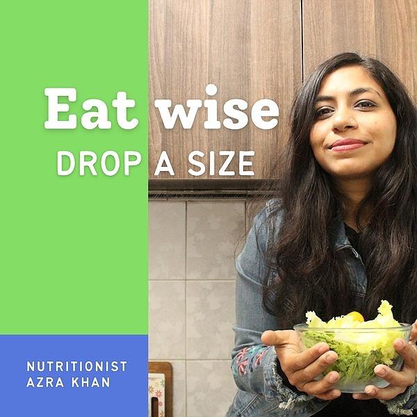 Nutritionist | Azra Khan (azrakhanfitness) Profile Image | Linktree