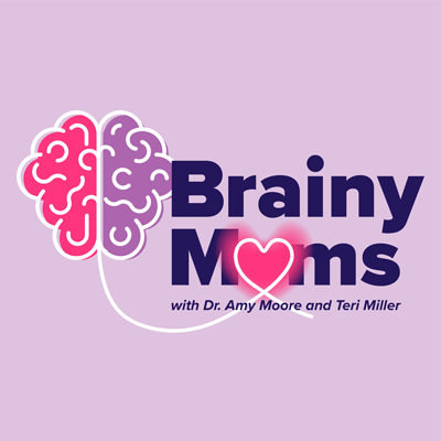 Dr. Amy Moore The Brainy Moms Podcast Link Thumbnail   Linktree