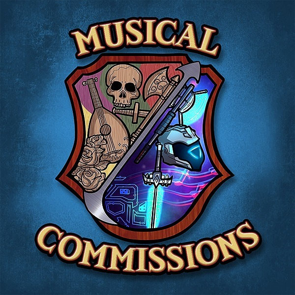 @OBPmusical Commissions Music Link Thumbnail | Linktree