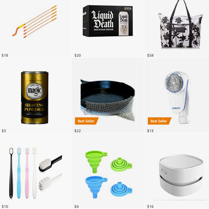 Amazon Products You (might) Need - See All Products Here!