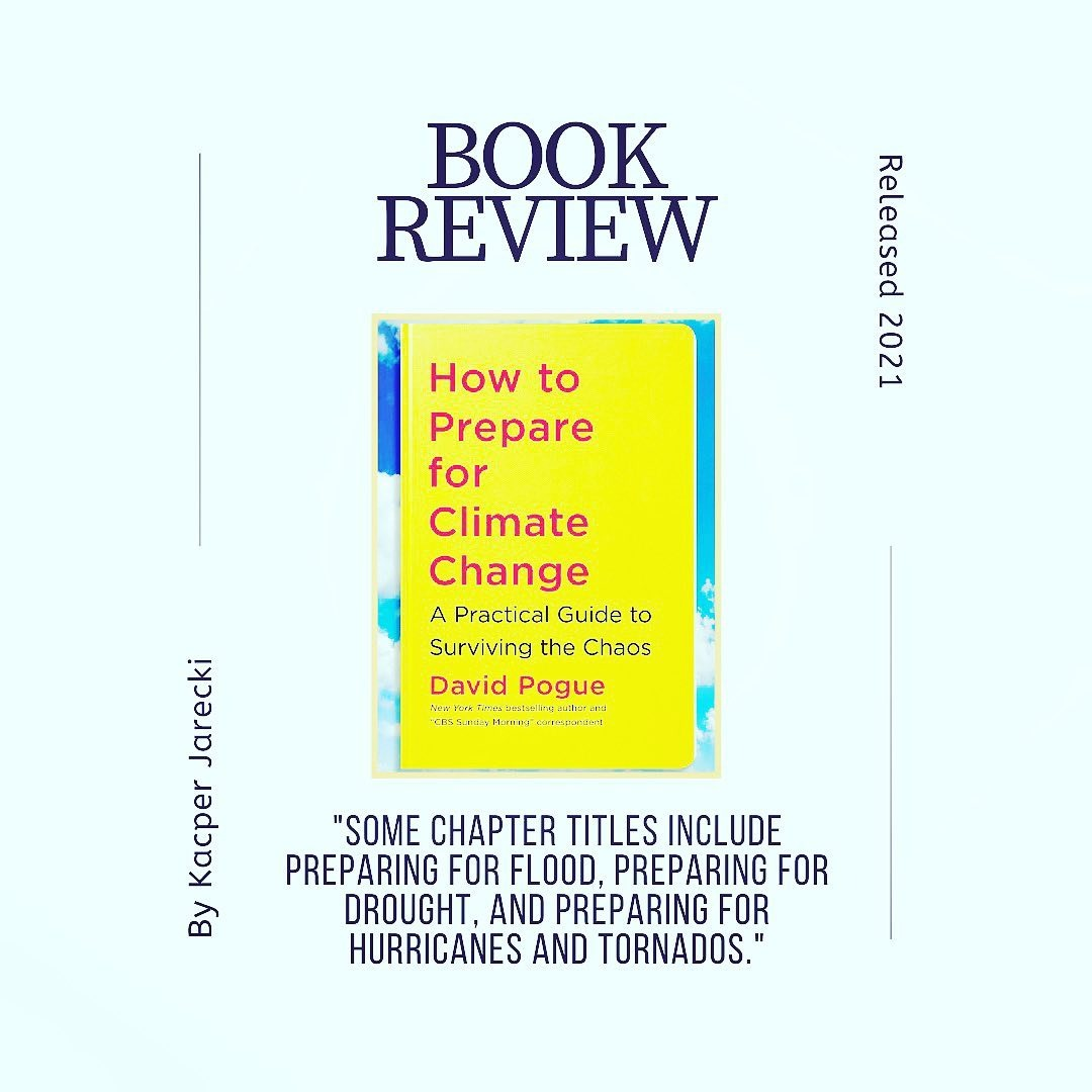 @alasustainrt Book Review: How to Prepare for Climate Change: A Practical Guide to Surviving the Chaos Link Thumbnail   Linktree
