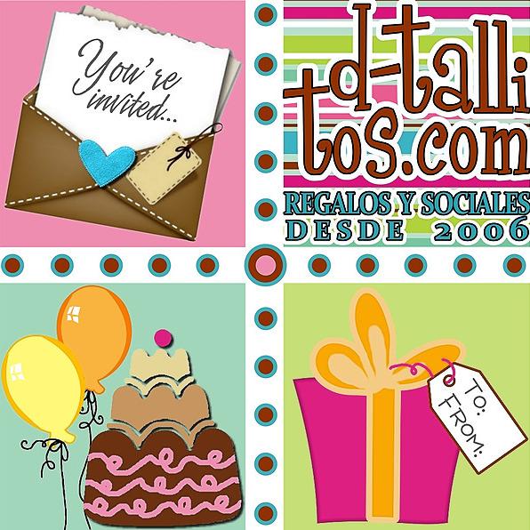 Ahas-Group D-tallitos invitaciones y recuerdos personalizados Link Thumbnail | Linktree