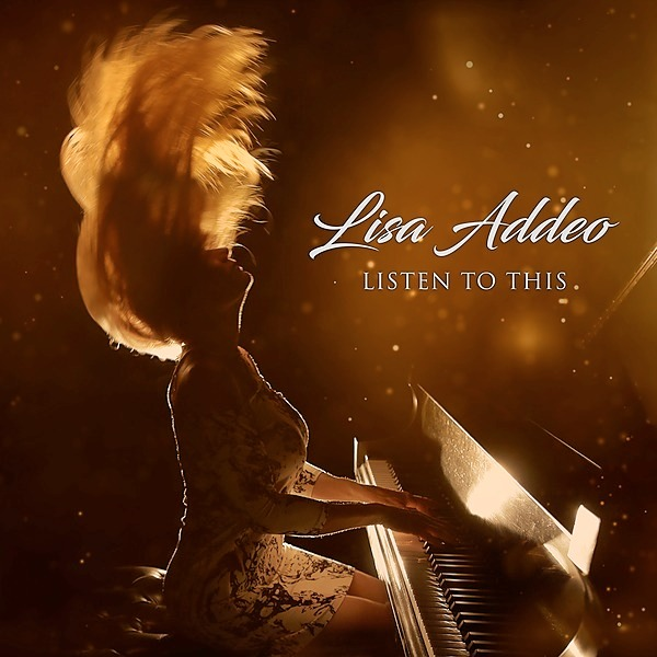 Lisa Addeo. 'Listen To This'_Official Video  Link Thumbnail | Linktree