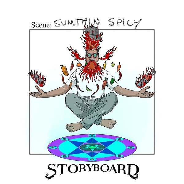 """@storyboardedm Stream """"Sumthin Spicy"""" now! Link Thumbnail   Linktree"""