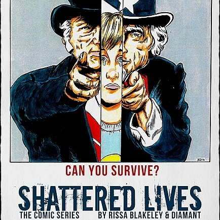 @rissablakeley BECOMING HENRY: SHATTERED LIVES COMICS Link Thumbnail | Linktree