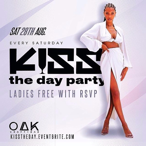 @Radiojamez Kiss The Day Party & Brunch Link Thumbnail | Linktree