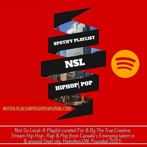 Boi Bebble NSL Spotify Playlist Link Thumbnail | Linktree