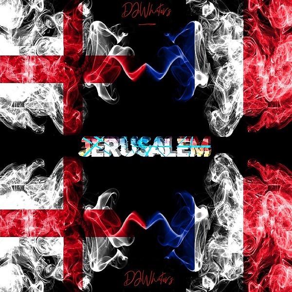 @DJWhaters Soundcloud Jerusalem Link Thumbnail | Linktree