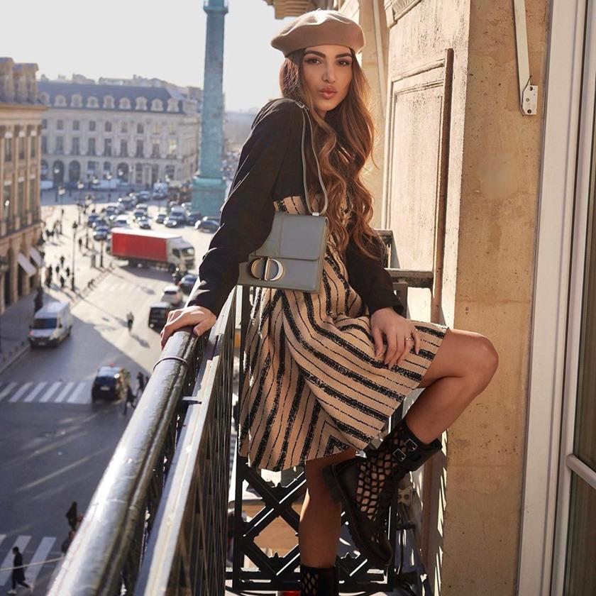 @fashionhr Stylish beretke kao omiljeni zimski dodatak! Link Thumbnail | Linktree