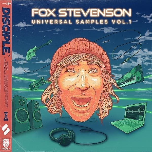 Fox Stevenson - Universal Sample Pack Vol. 1