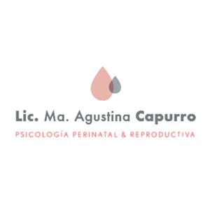 Lic. Ma. Agustina Capurro (maagustinacapurro) Profile Image | Linktree