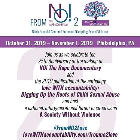 @afrolez #FromNO2Love Conference videos Link Thumbnail | Linktree