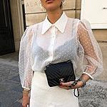 @fashionhr Zavodljiva prozirna bluza iz Zare koju Instagram obožava Link Thumbnail | Linktree