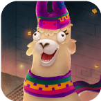 @orubegamestudio Adventure Llama Link Thumbnail   Linktree