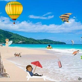 @RebeccaAllgeier Field Trip - Beach Link Thumbnail | Linktree