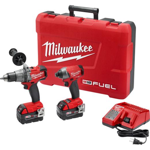 Milwaukee 2-Tool Combo Kit - BUY NOW