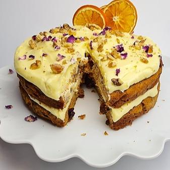@i.lovebutter Our best selling carrot cake recipe  Link Thumbnail | Linktree