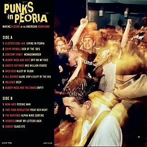 PUNKS IN PEORIA THE LP/CD Link Thumbnail | Linktree