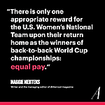 The Atlantic The U.S. Women's Soccer Team's Biggest Battle Is Yet to Be Won Link Thumbnail | Linktree