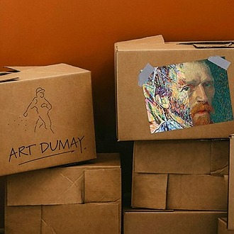 Art Dumay 🎨 Inpakkers gezocht!  Link Thumbnail | Linktree