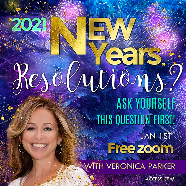 Making New Year's Resolutions? Ask this question first! FREE MASTERCLASS RECORDING