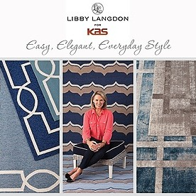 Libby Langdon for KAS Rugs