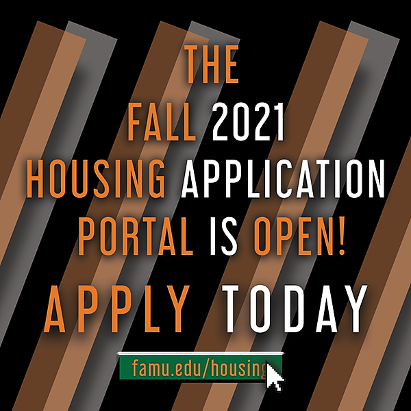 How To Apply for Fall 2021 Housing