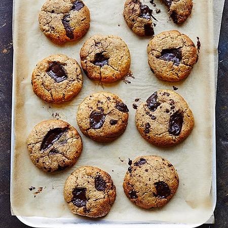 @donna.hay Choc-chunk tahini cookies Link Thumbnail   Linktree