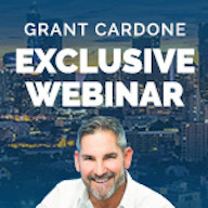 @grantcardone How to Increase Your Income - LIVE Webinar Link Thumbnail   Linktree