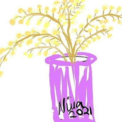 Mimosa Art Challenge
