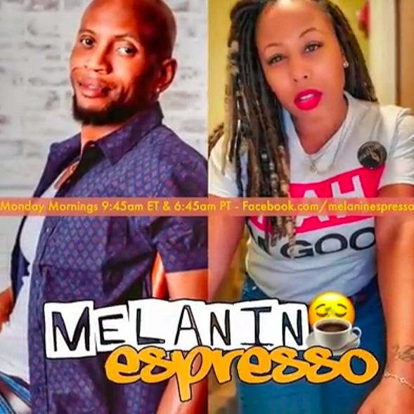 The REAL Vince Taylor My morning show Melanin Espresso ☕️ Link Thumbnail | Linktree