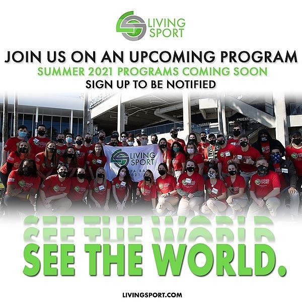 @iamlivingsport Join Us On an Upcoming Program Link Thumbnail | Linktree