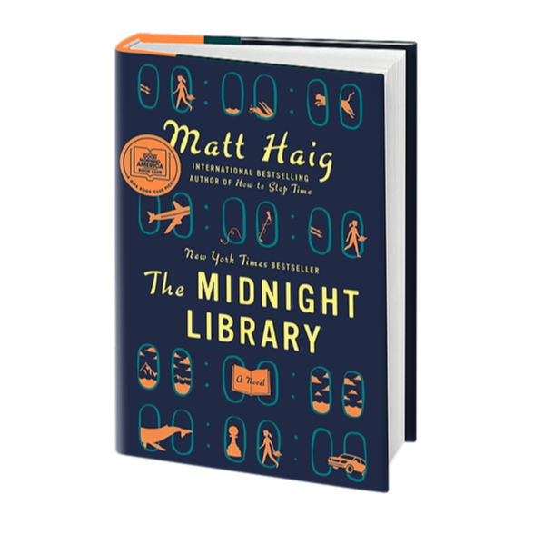 Shop Matt Haig's books US: Buy The Midnight Library at Barnes and Noble Link Thumbnail | Linktree
