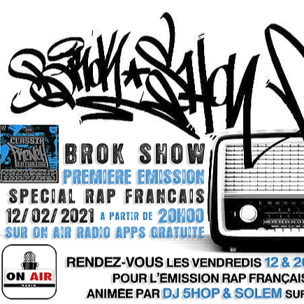 @brokshow Brok Show Old School Classik - 12.02.2021 Link Thumbnail   Linktree