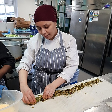 School Chef Qualification