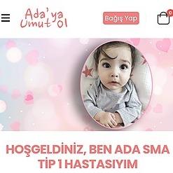 WWW.ADAYAUMUTOL.COM  ÜRÜNLER ALARAK DESTEK OLABİLİRSİNİZ.