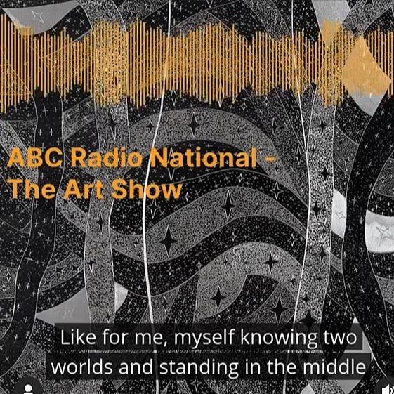 @bukuartnow Radio National - The Art Show - Murrŋiny exhibition interview Link Thumbnail | Linktree