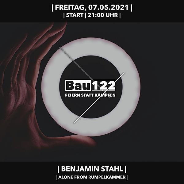 Benjamin Stahl Alone From Rumpelkammer Audio 07-05-2021 Link Thumbnail | Linktree