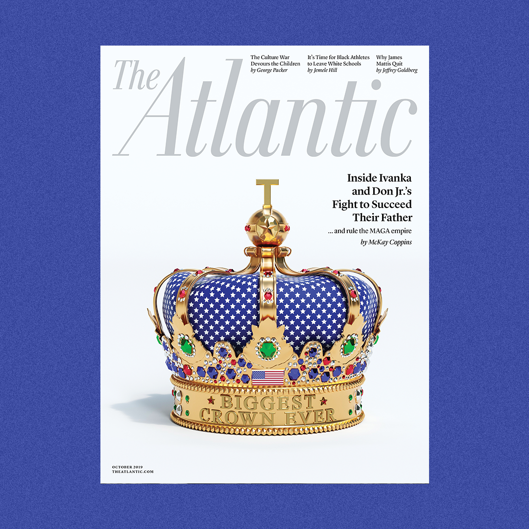 The Atlantic October Cover: The Heir Link Thumbnail | Linktree