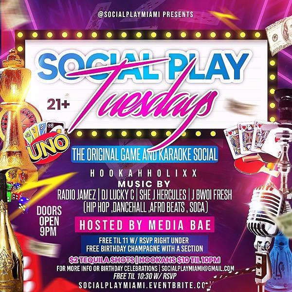 Social Play Miami