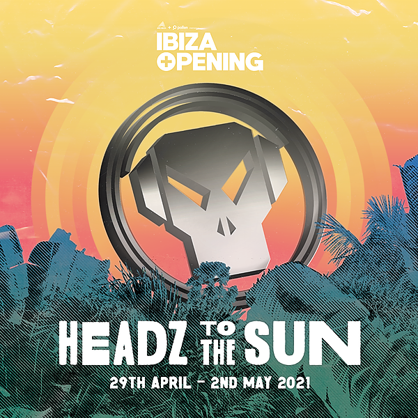 ON SALE NOW: Headz To The Sun ☀️ 🎉