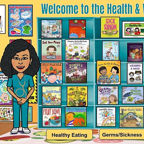 Miss Hecht Teaches 3rd Grade Health & Wellness Link Thumbnail | Linktree