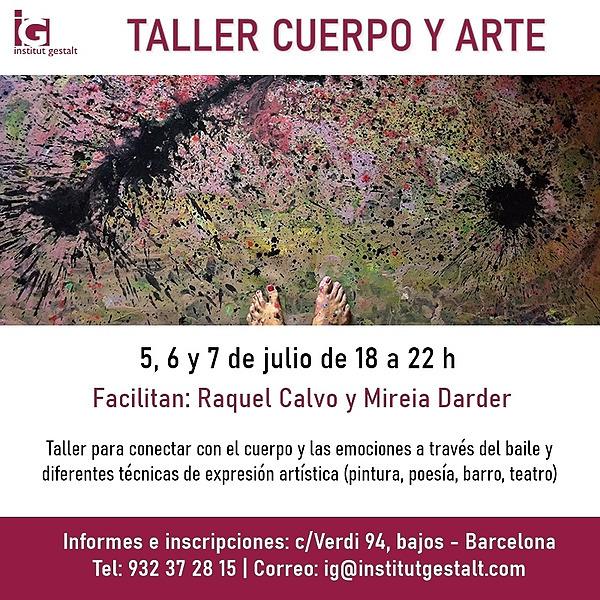 Mireia Darder Barcelona: Taller Cuerpo y Arte Link Thumbnail | Linktree